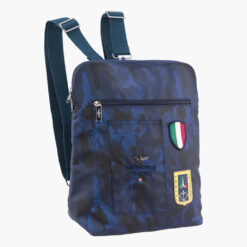 AM-371 blu zaino reversibile